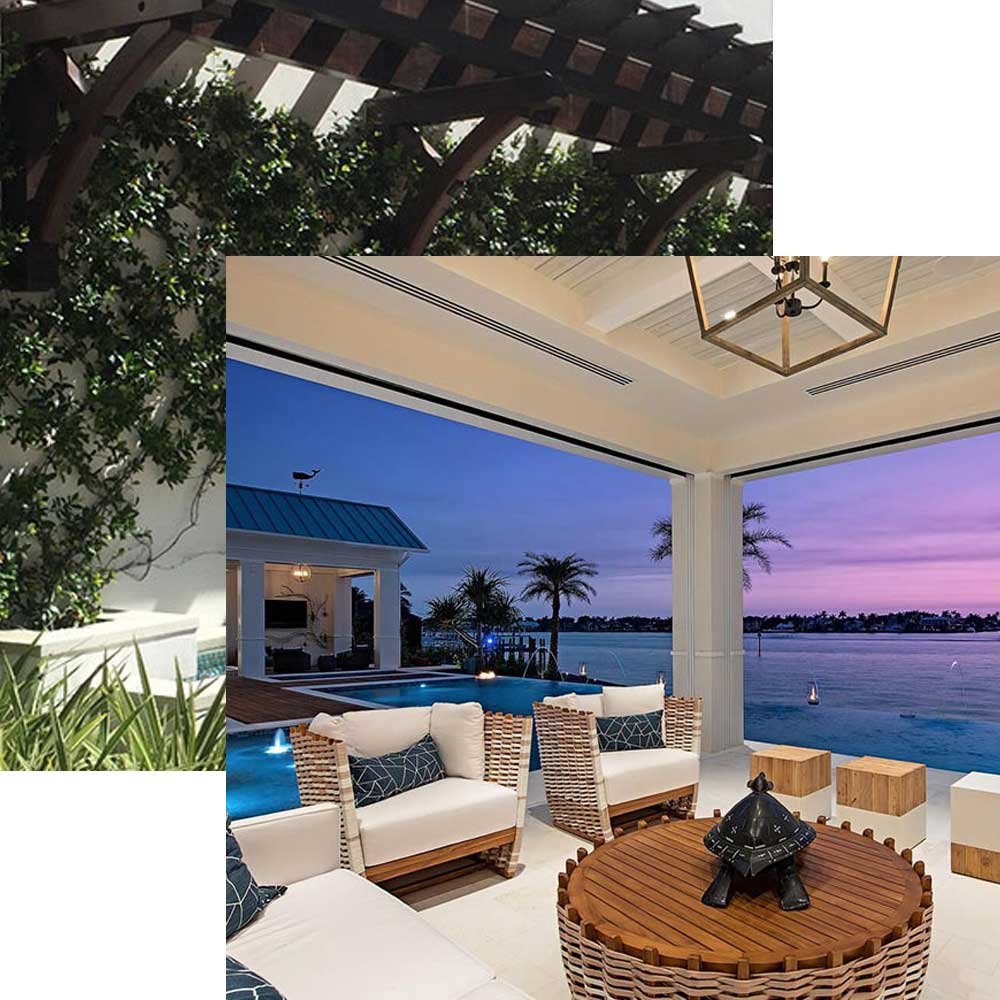 Home Landscaping and Design | ALD Architectural Land Design Incorporated - Naples, Florida