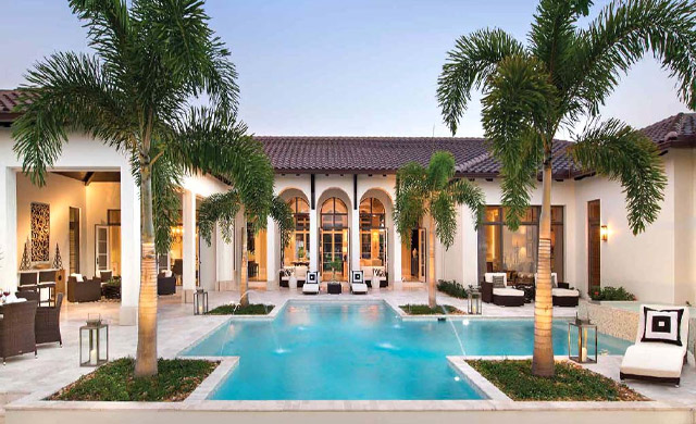 Casa Capistrano Home and Design | ALD Architectural Land Design Incorporated - Naples, Florida