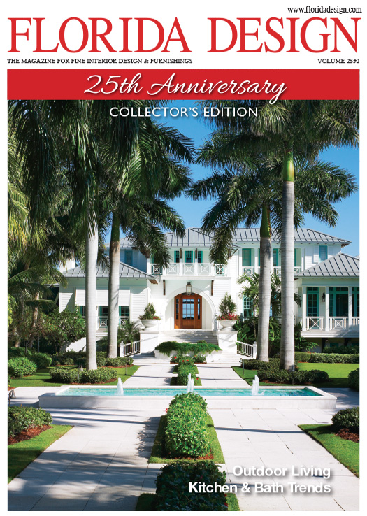 Florida Design 25th Anniversary | ALD Architectural Land Design Incorporated - Naples, Florida