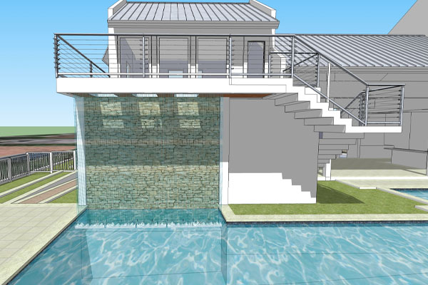 Fountains and Pools   ALD Architectural Land Design Incorporated - Naples, Florida