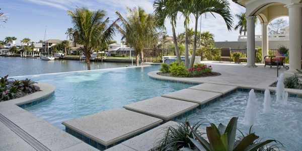 Pool and Water Features   ALD Architectural Land Design Incorporated - Naples, Florida